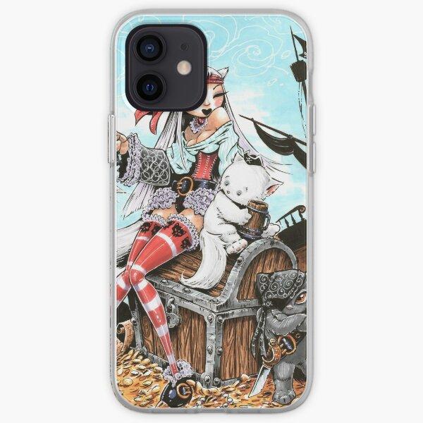 PIRATE FAIRIES iPhone Soft Case