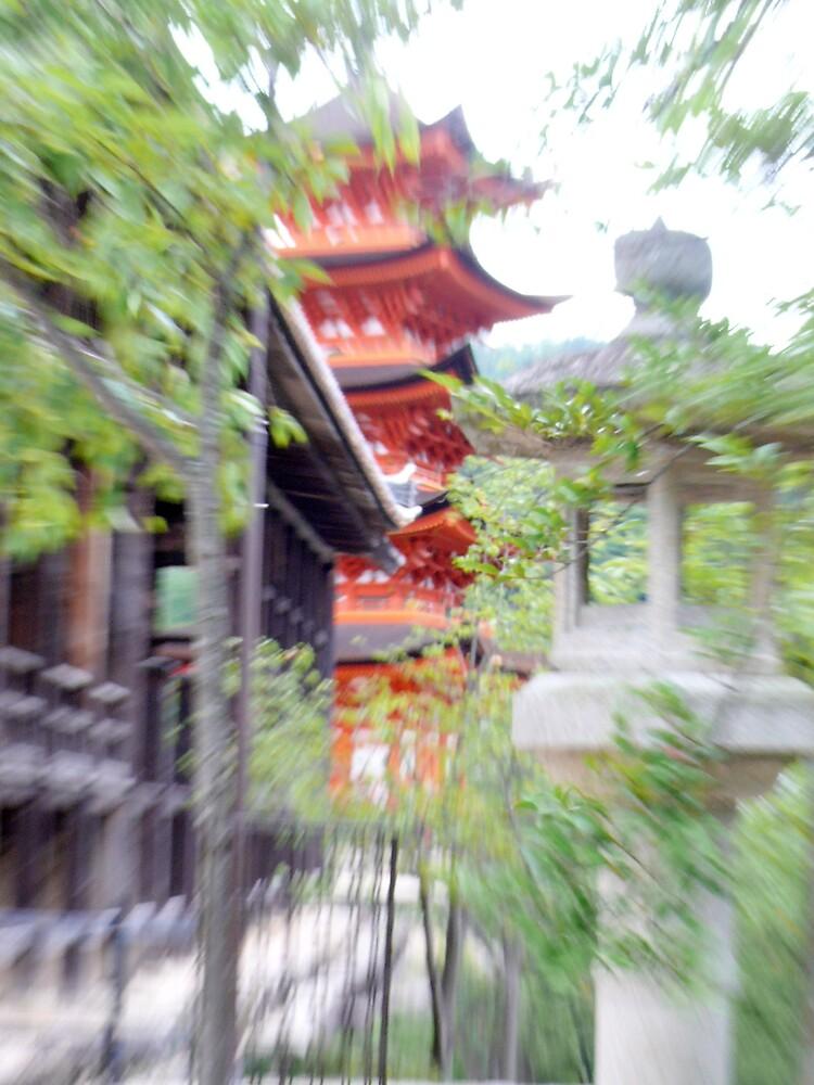 pagoda by melb100