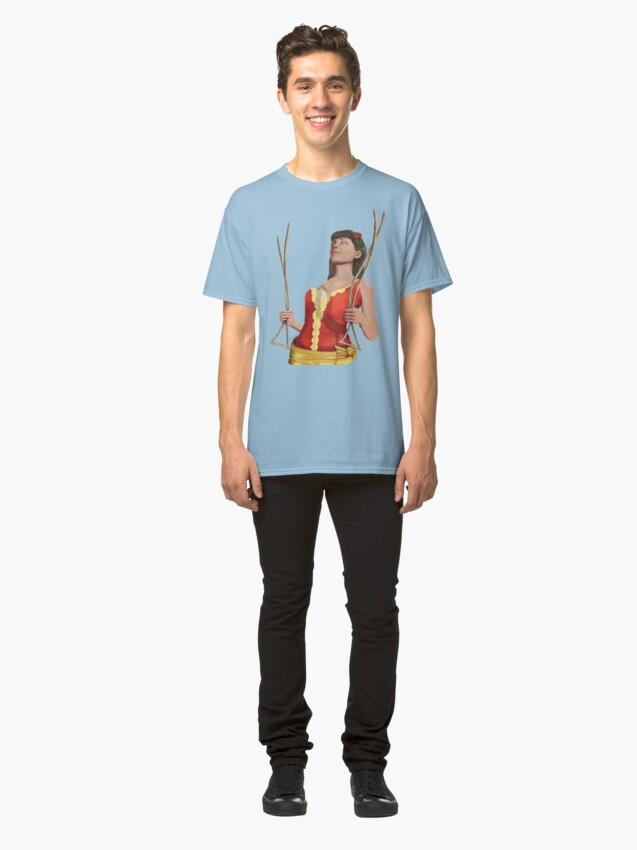 Alternate view of Perfect Illusion Classic T-Shirt