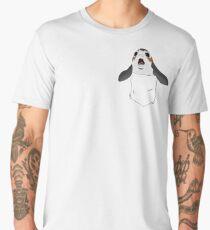 Pocket Porg Men's Premium T-Shirt