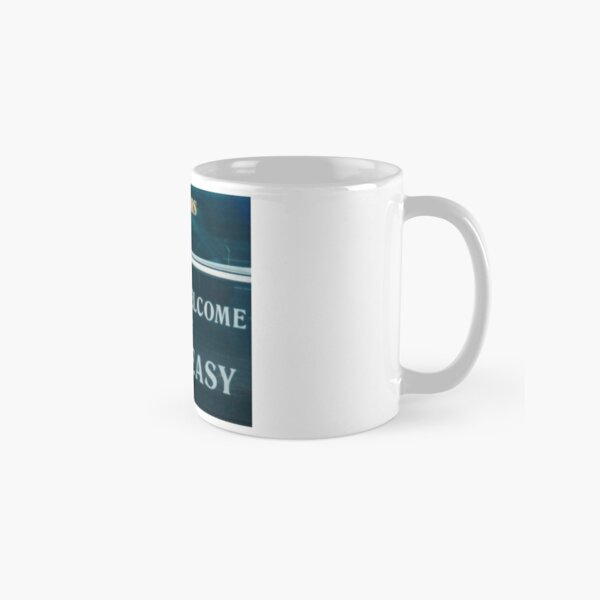 Minors Welcome at the Speakeasy  Classic Mug
