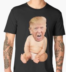 Toddler in Chief  Men's Premium T-Shirt