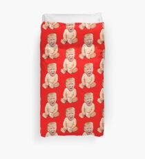 Toddler in Chief  Duvet Cover