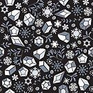 Winter diamonds by camcreativedk