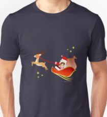 "Navidad 3 - ""Cathy and the Cat"" T-Shirt"