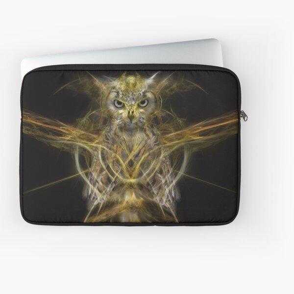 Owl Totem Laptop Sleeve