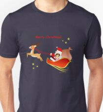 "Navidad 3 y texto - ""Cathy and the Cat"" T-Shirt"