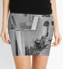 Angles, Shapes and Patterns  Mini Skirt