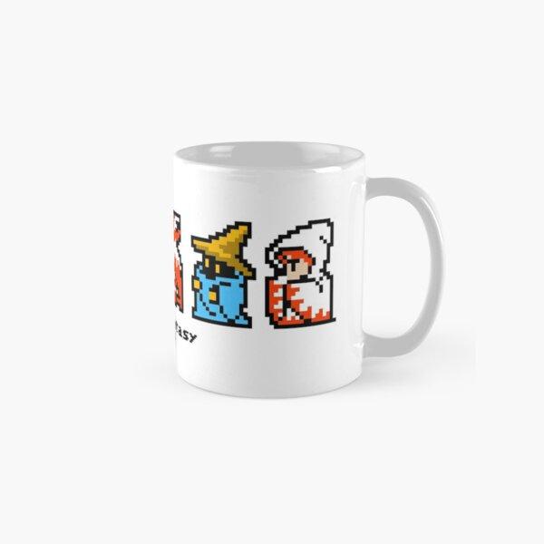 Final Fantasy I Cast Classic Mug