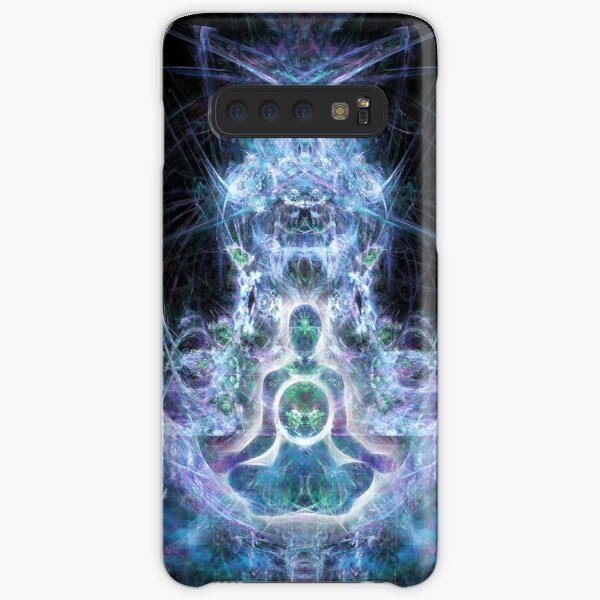 The Prophet Sits in the Sun Samsung Galaxy Snap Case