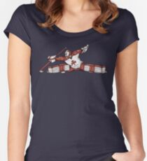 Save Canada Women's Fitted Scoop T-Shirt