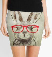quirky bunny Minirock