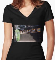 Performance Women's Fitted V-Neck T-Shirt