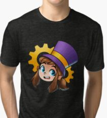 A hat in time - Hat kid! Tri-blend T-Shirt