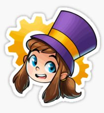 A hat in time - Hat kid! (Sticker) Sticker