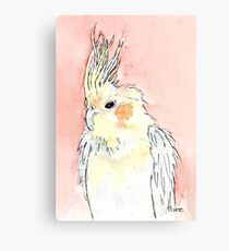 Tweeti Canvas Print