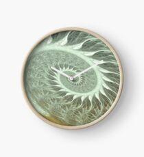 Cosmic Spiral Clock