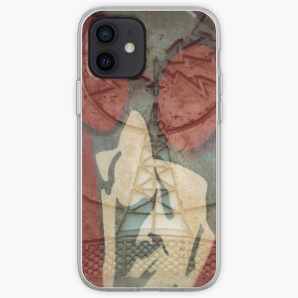 Tower + Commie Double Exposure iPhone Soft Case