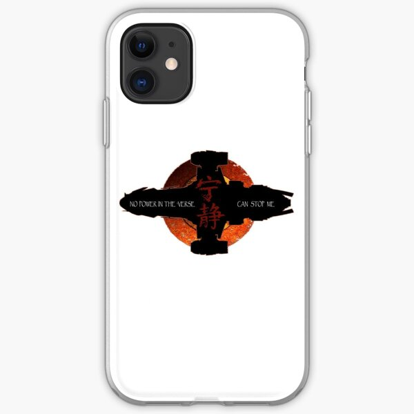 No power in the verse can stop me iPhone Soft Case