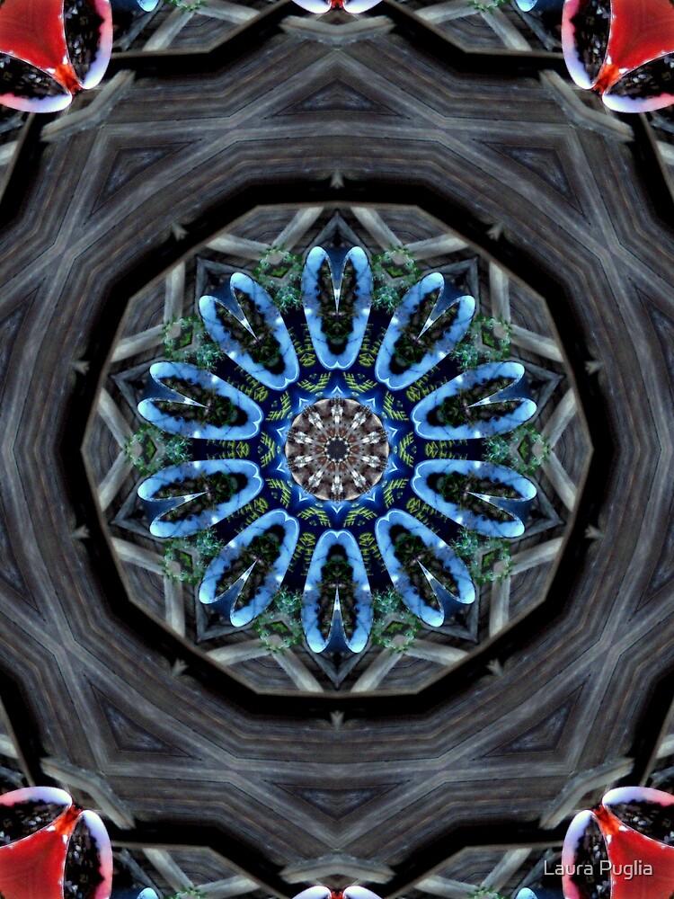 Barrels Kaleidoscope by Laura Puglia