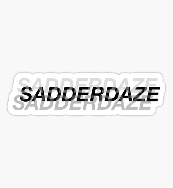 SADDERDAZE // THE NBHD by literalchar