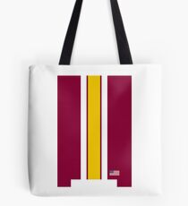 Washington Helmet Stripe Tote Bag