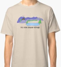 Simple Things -- Cabin Classic T-Shirt