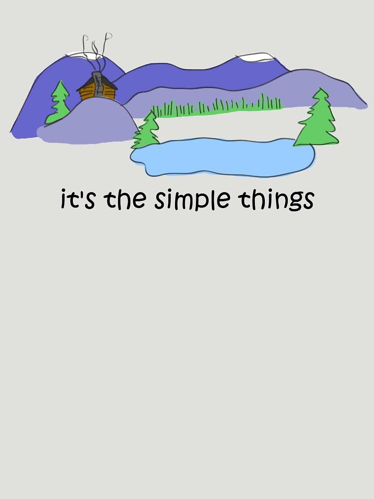 Simple Things -- Cabin by jonnyboy98