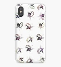 Love Bird (Pattern 1) iPhone Case