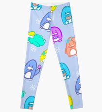Party Penguin Friends Leggings