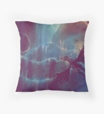 To watch the lights Throw Pillow