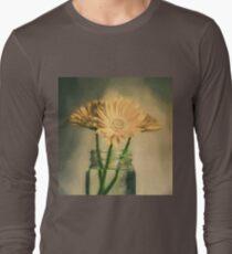 Yellow Gerbera Daisy in Jar T-Shirt