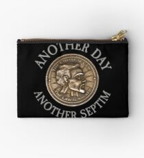 Another Day, Another Septim - Dollar Parody Studio Pouch