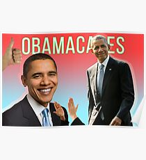 ObamaCares Collection Poster