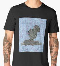 Squirrel by Kaylee Yoffe Men's Premium T-Shirt
