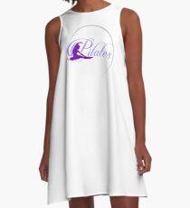 PILATES A-Line Dress