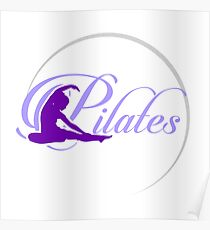 PILATES Poster