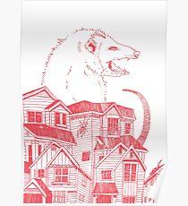 Urban Scum Poster