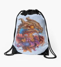 The Siaetu Drawstring Bag