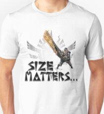 Size Matters Monster Hunter T-Shirt