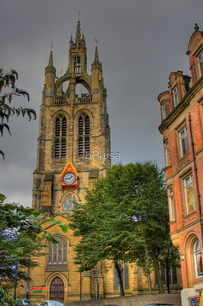 St Nick's by b8wsa