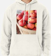 An apple a day Pullover Hoodie