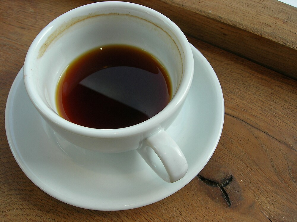 Black Coffee by Christine Leman-Riley
