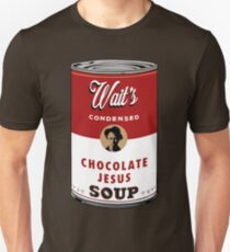 Chocolate Jesus Soup Unisex T-Shirt
