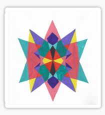 Symmetry  Sticker