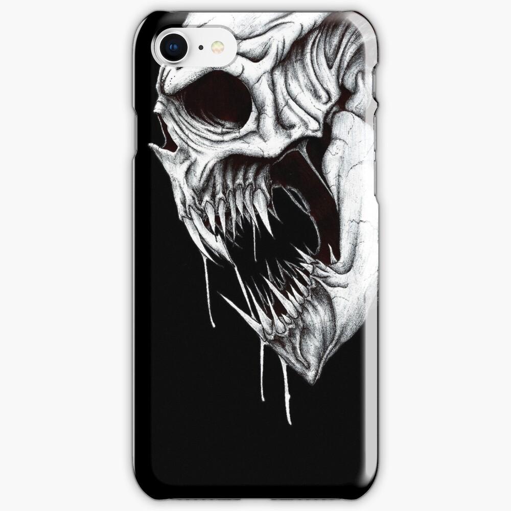Grim Reaper iPhone Case & Cover