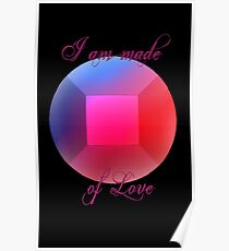 I Am Made of Love Poster
