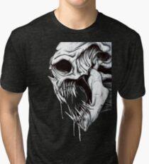 Camiseta de tejido mixto Parca