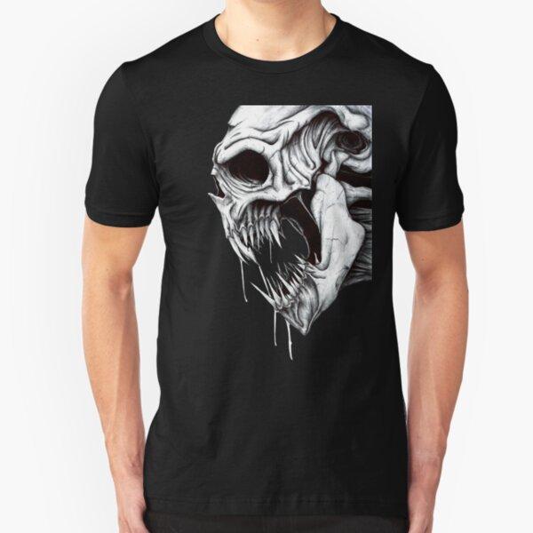 Grim Reaper Slim Fit T-Shirt