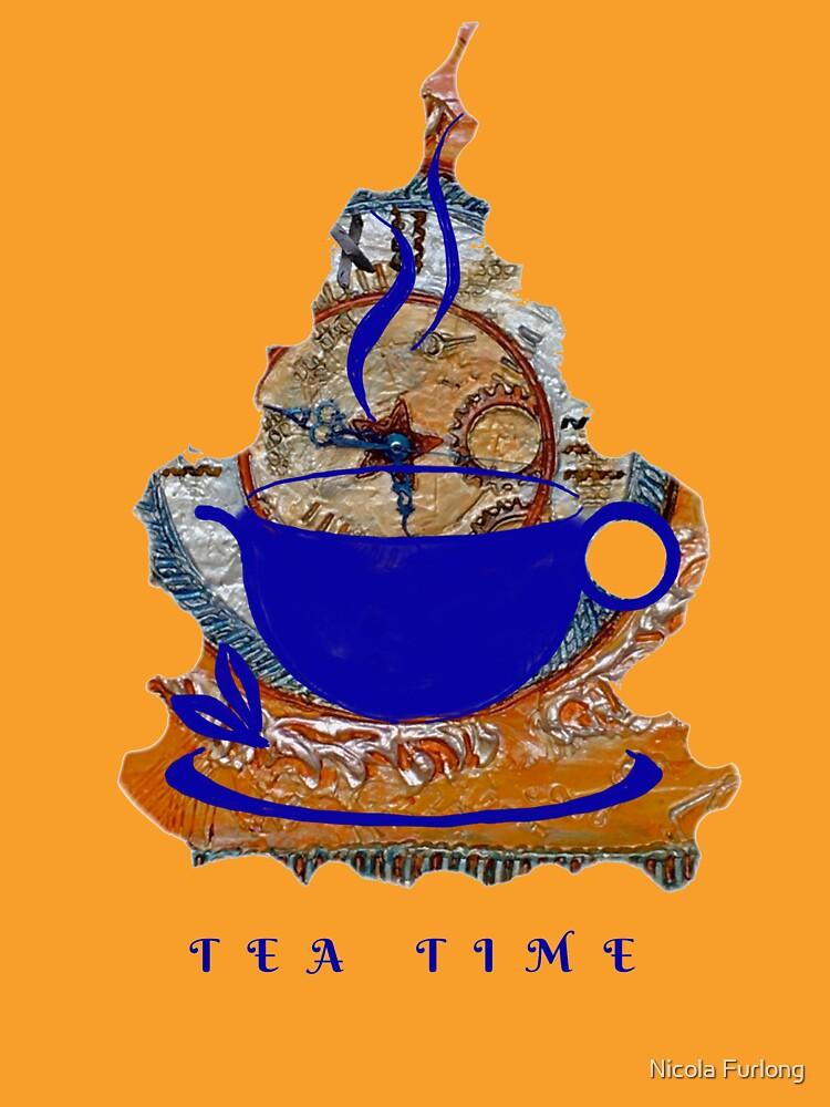 TEA TIME by nicolafurlong